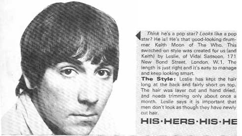 Beatles Hairdresser Press Cuttings 9