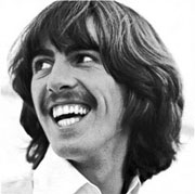 George Harrison the Beatles Hairdresser