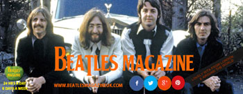 Leslie Cavendish Interview Beatles Magazine August 2017