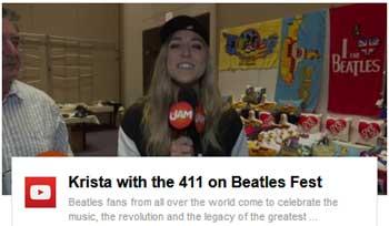 The Jam TV Show Interview Leslie Cavendish Aug 2018