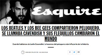 Esquire Interview 27 September 2018 Leslie Cavendish