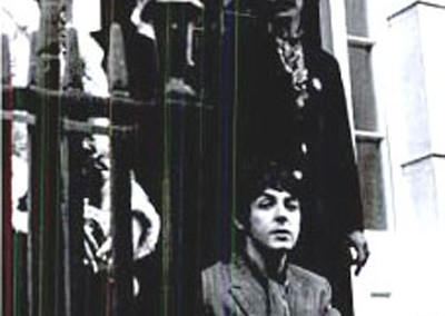 The Beatles in Chelsea London