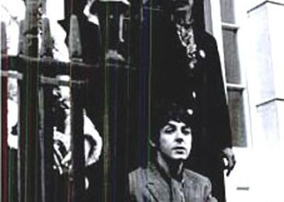 The Beatles in Chelsea London