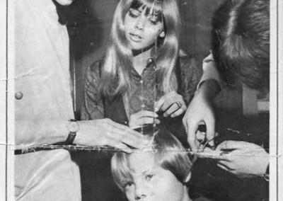 Beatles Hairdresser Press Cuttings 16
