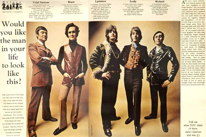 Beatles Hairdresser Press Cuttings 25