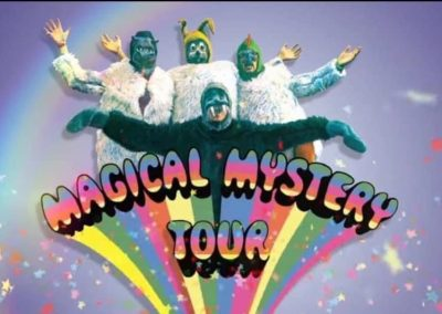 The Magical Mystery Tour Banner