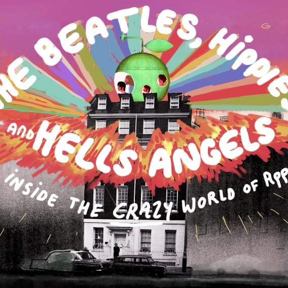 The Beatles Hippies and Hells Angels