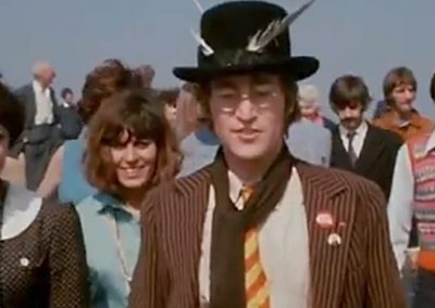 Leslie Cavendish on The Beatles Magical Mystery Tour